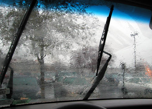 proper windshield wipers