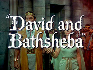 David And Bathsheba Sin Cover Up Condemnation Restoration